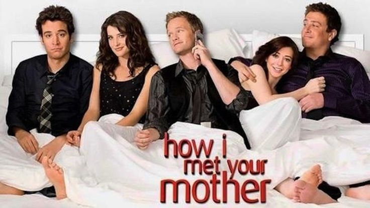 How I Met Your Mother - My latest obsession, you'll be seeing A LOT more about this show on my board