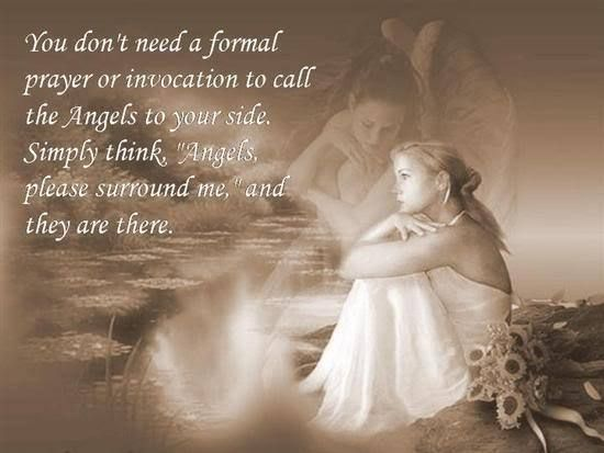 angels from heaven quotes | Angel Quotes - yorkshire_rose Photo (19569006) - Fanpop fanclubs
