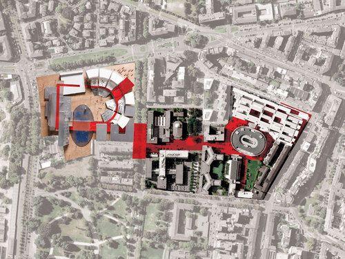Rem Koolhaas, OMA - Office of Metropolitan Architecture — Bocconi Urban Campus