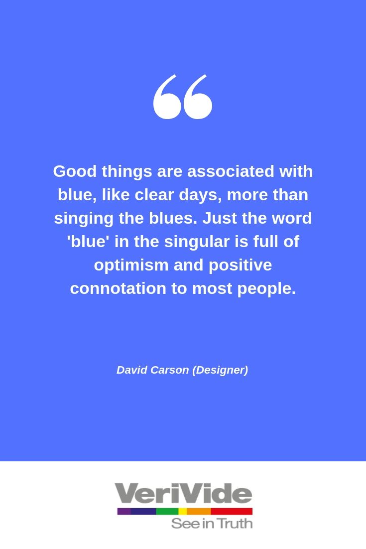 One Of Our Favourite Quotes About The Colour Blue What Do You Think Blue Quotes Blue Color Quotes Blue Words