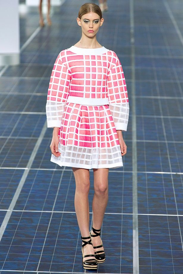 The best looks from Paris Fashion Week 2013 Chanel