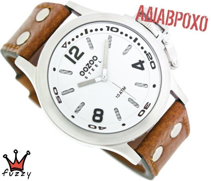 Ρολόι ανδρικό OOZOO STEEL XL OS322