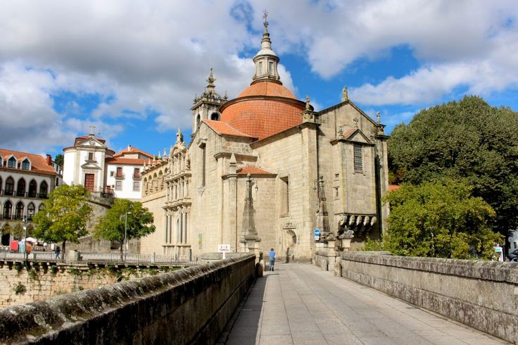 Amarante, Portugal! Click through to read more on my travel blog :)