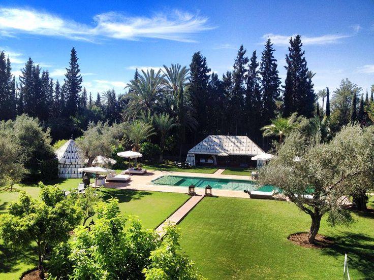 Joshi Clinic Retreat in Marrakech #goopdetox