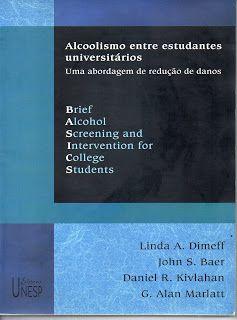 Sebo Felicia Morais: Alcoolismo entre estudantes universitários uma abo...