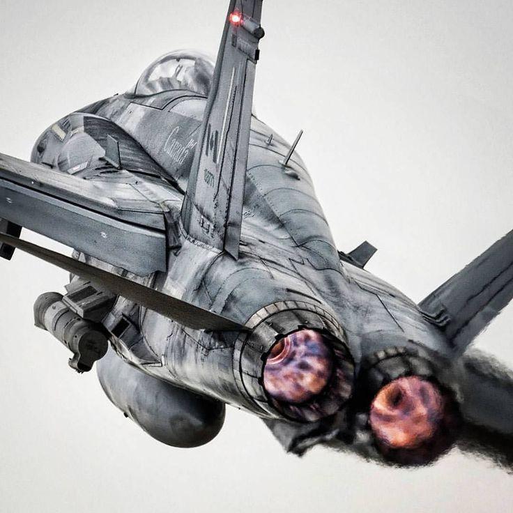 Royal Canadian FA-18 Hornet