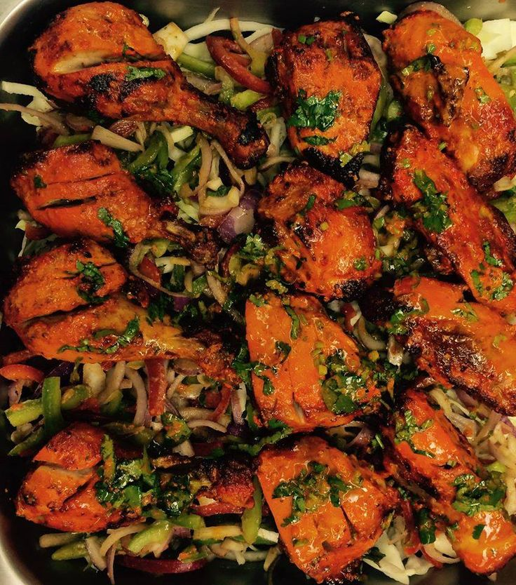 Narula's Express - Indian food delivery Hamilton, Chicken Tandoori