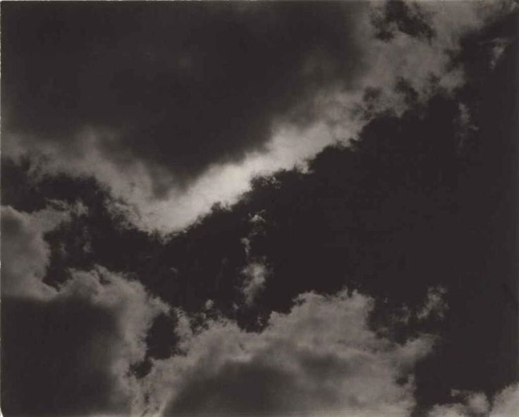 Alfred Stieglitz  Equivalent (Songs of the Sky), Circa 1923  Gelatin silver print