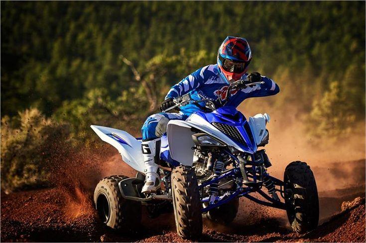 2017 Yamaha Raptor 700R Sport ATV