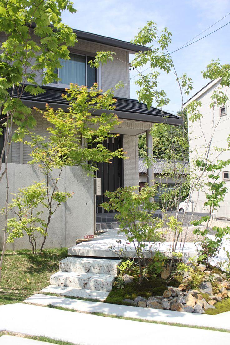 オープンタイプ - 雑木の庭・外構・エクステリア|静岡県浜松市|ナインスケッチ