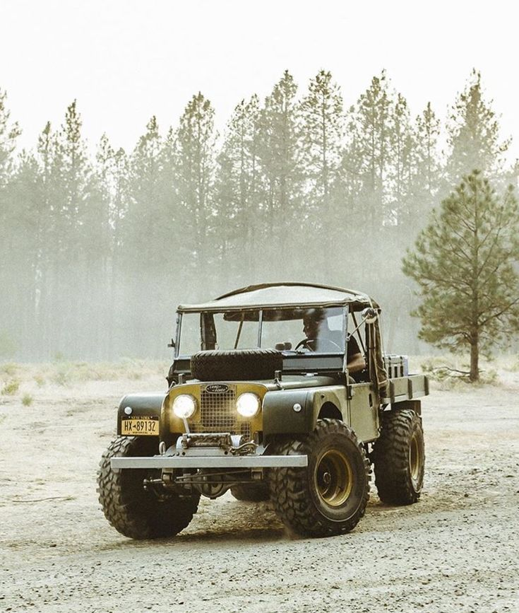 2852 Best Land Rover SERIES Images On Pinterest
