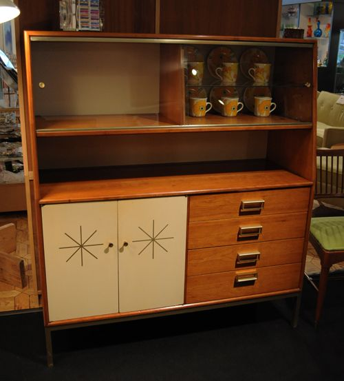 Mid Century Hutch. Love! See More. Just A Modern Guy   This Is So Cool! MCM  Atomic Drexel Sun Coast China Part 54