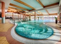 Relax in indoor pool, Hotel Kaskady #luxury #holiday #hotel #kaskady #freetime #wellness #relax #pool #spa #water