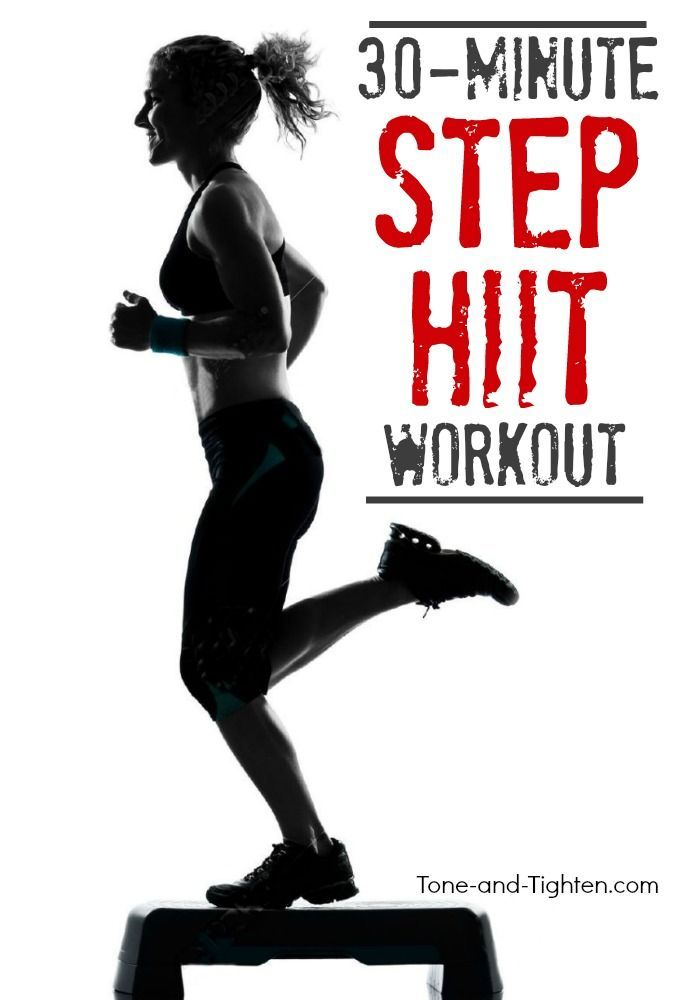 Step Workout: The 25+ Best Step Aerobic Workout Ideas On Pinterest
