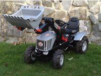 Rolly Toys Kindertraktor mit Frontlader und Luftbereifung Baden-Württemberg - Steinach Baden Vorschau