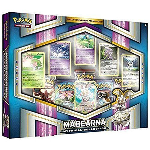 Pokémon TCG Magearna Mythical Collections 5 Pokmon TCG booster packs ++ #Pokemon