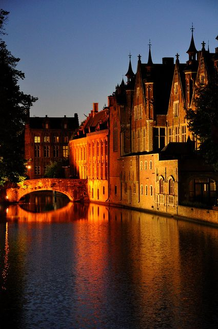 Brugge's nights, Belgium...hmm, okay definitely on the list!