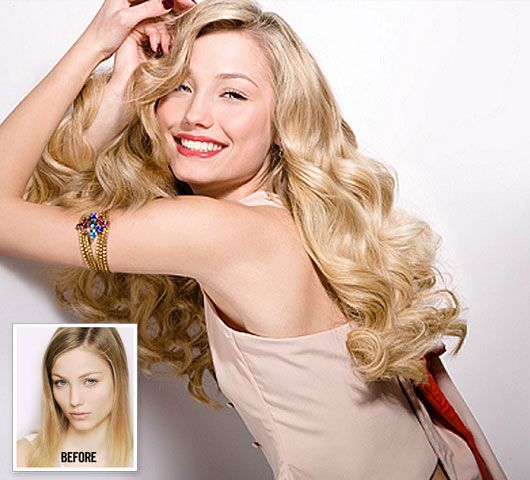 Hair Extensions With Great Lengths System