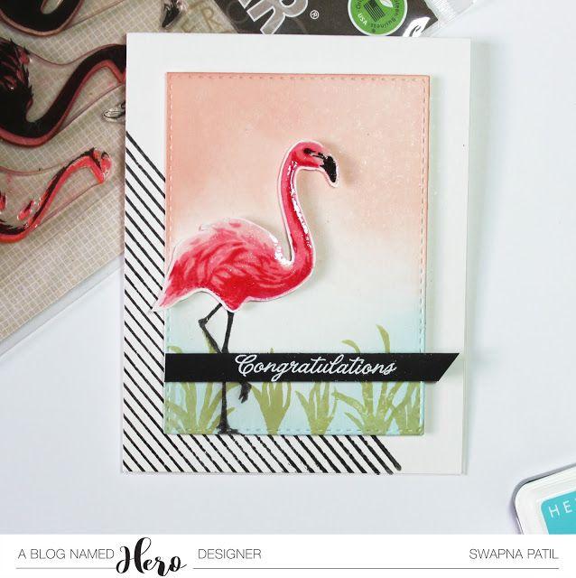 348 Best Cards With Birds Flamingos Hummingbirds