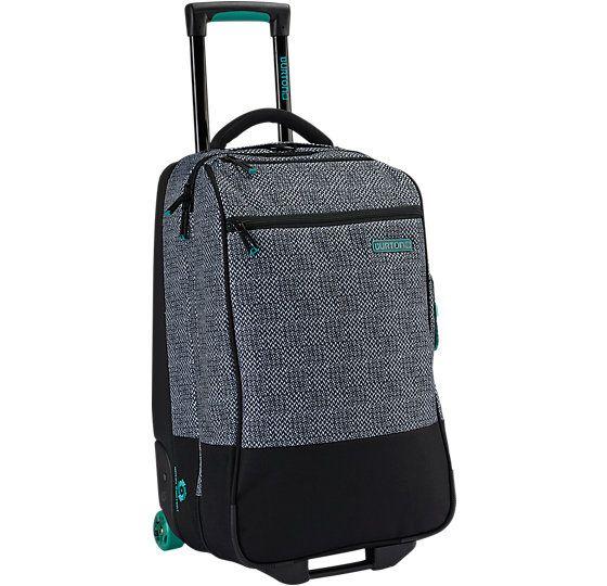 Burton - Wheelie Flight Deck Travel Bag