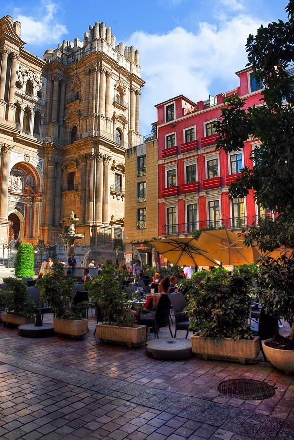 Málaga, Spain... For Hotels ==> http://www.hotelscombined.com/Place/Malaga.htm?a_aid=114049&brandid=313722