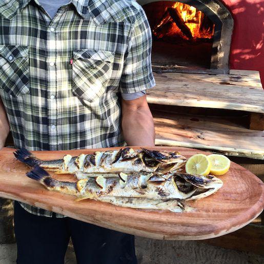 QUINCHA | #8 Quincha: Tip de Insider - Pescadilla con verduras al horno de barro