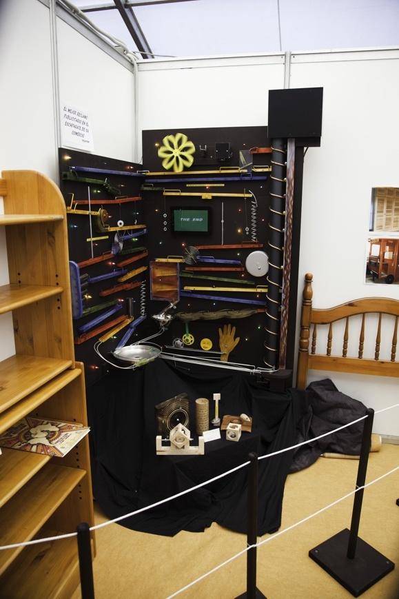 1ª Feria Tricontinental de Artesanía 2010 (ZENWARS)