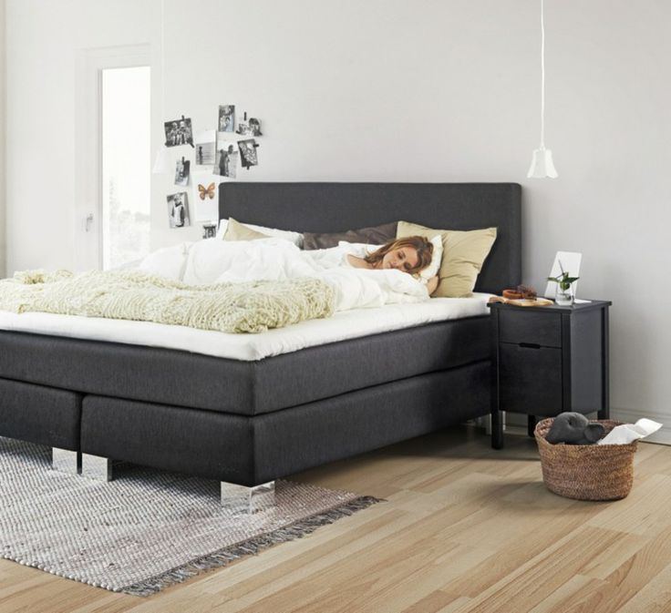 Boxspringbett aufbau  128 best Schlafzimmer Inspirationen images on Pinterest | Bedrooms ...