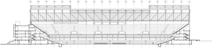 Galeria - Arena Clube Atlético Paranaense / carlosarcosarquite(c)tura - 211 ดูเป็นเเบบ ความยิ่งใหญ่ของฟุตบอล