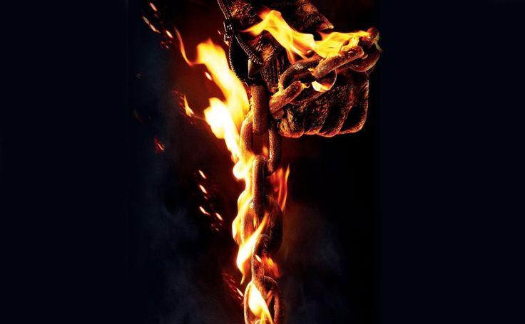 Ghost Rider Spirit Of Vengeance HD Wallpaper