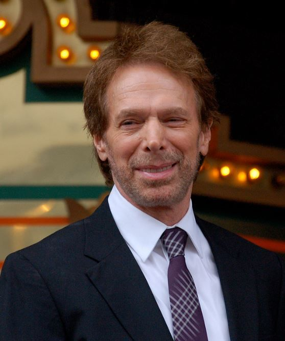 Jerry Bruckheimer (September 21, 1945) American producer, o.a. known from the series of ´Csi: Miami'.