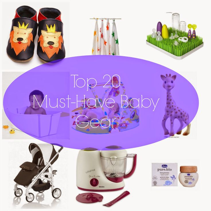 Top 20 must have baby gear- 20 Βρεφικά Προϊόντα που λατρεύουν οι νέες μαμάδες!