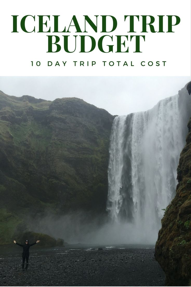 How to budget for 10 days in Iceland
