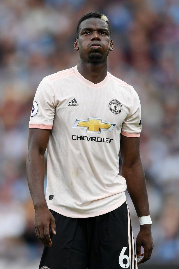 41e45541974 Paul Pogba explains reason for his inconsistent Manchester United  performances this season - Mirror Online