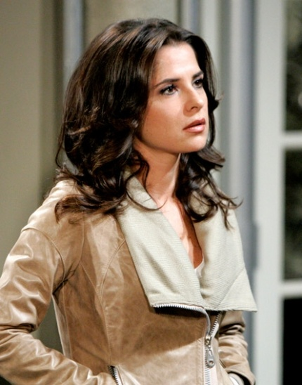 Kelly Monacco as Sam McCall..or General Hospital in general