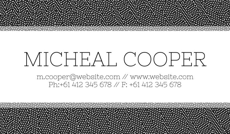 19 best business cards images on pinterest business card design edit download and print this and many other business card designs for free or create reheart Gallery