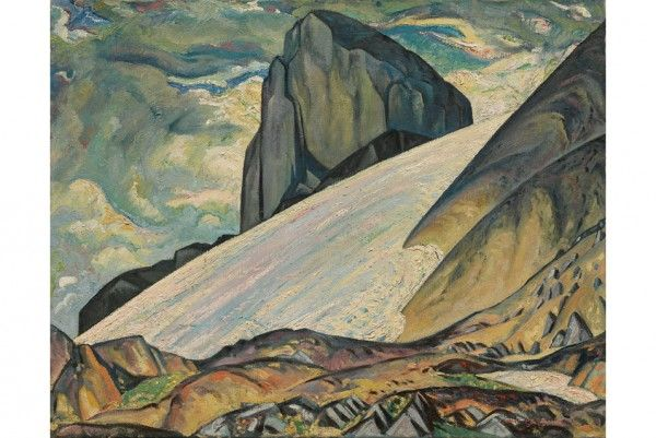 Jock Macdonald's first retrospective in three decades opens at the Vancouver Art Gallery | WOWA