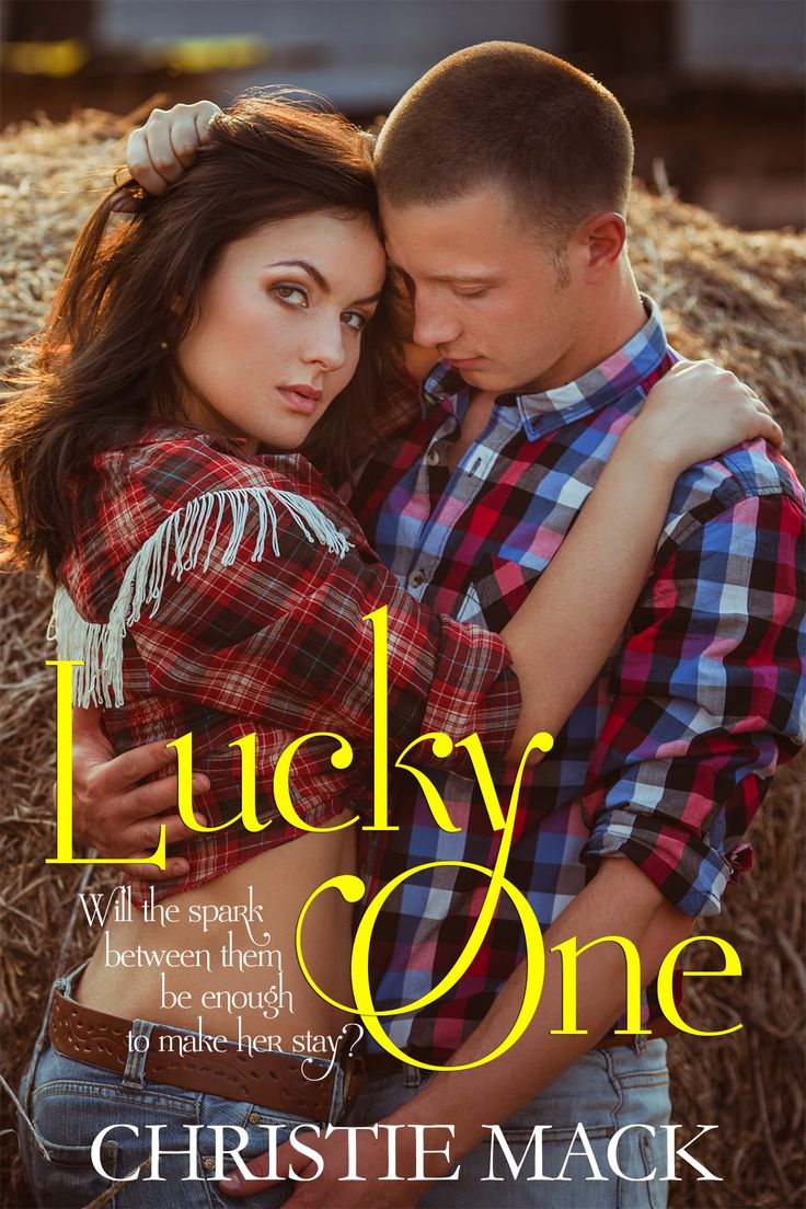 Lucky One by Christie Mack, ebook cover