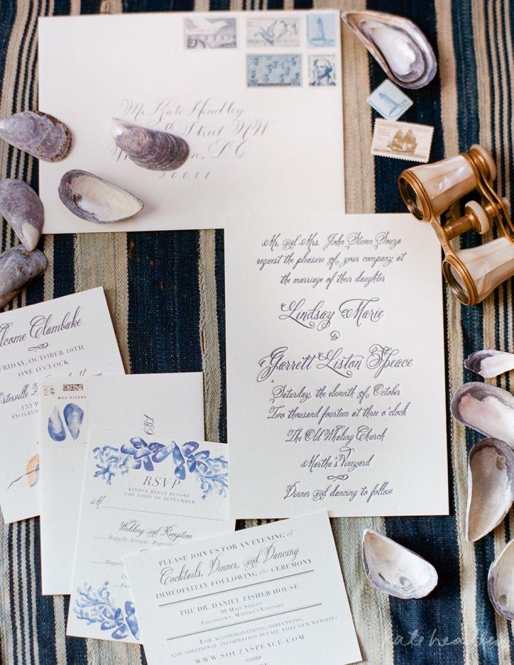 nautical wedding invitations uk%0A nautical stationery inspiration