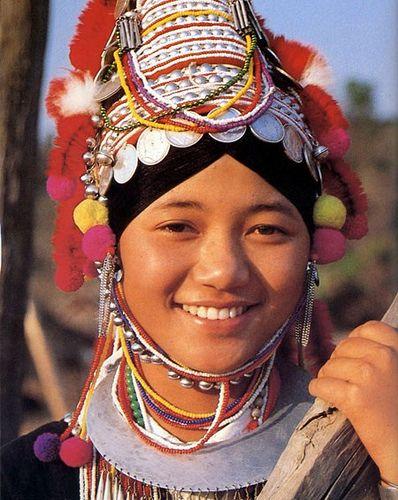 akha tribe chiang mai - Google 検索