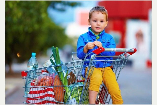 Parenting: Forget retail therapy, shopping with a small child might leave you needing therapy