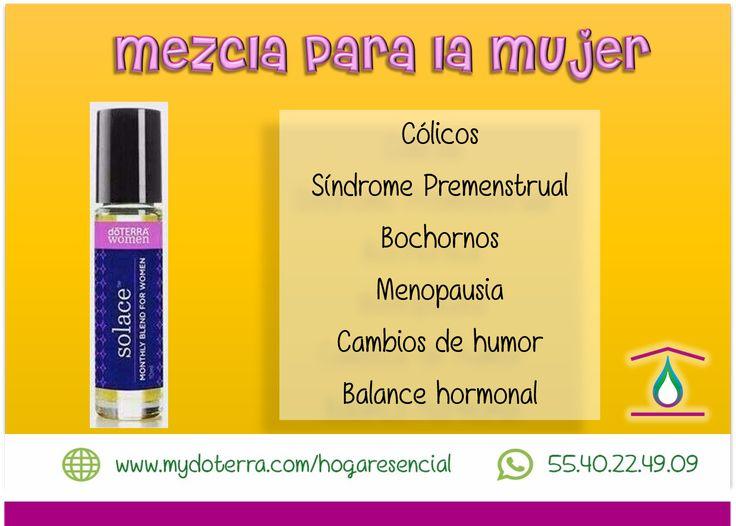 SPM MENOPAUSIA Combate los cambios hormonales, síndrome premenstrual, bochornos, cólicos, etc.
