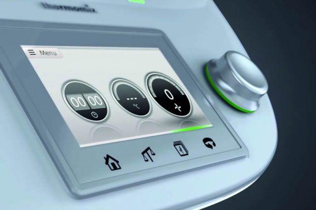 Quelques Fonctions vitesse et températures pour le thermomix