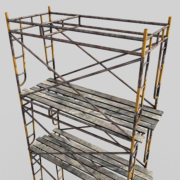 3ds scaffolding