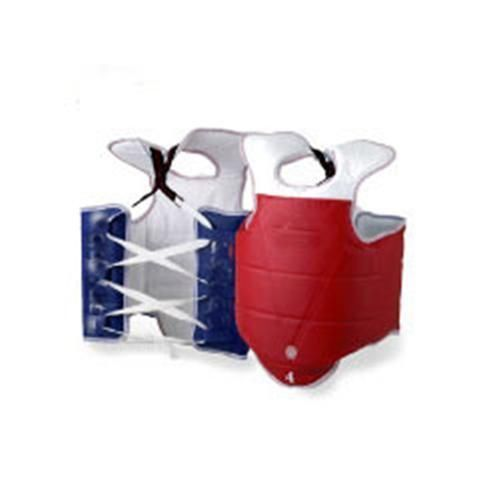 VISION WTF HOGU CHEST PROTECTOR GUARD TAEKWONDO TKD KTA SPARRING GEAR CHEST