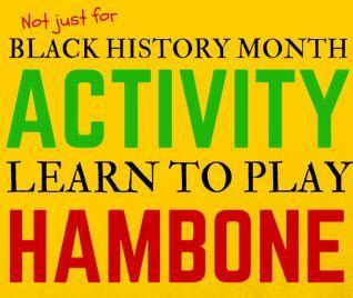 Hambone Kids Song