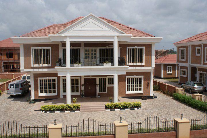 Mercy Homes UK visit's Amen Estate in Lekki, Ibeju, Lagos - www.mercyhomes.com