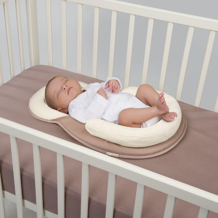 The BabyMoov Cosydream Sleep Positioner offers perfect support for your baby's back, head and legs to ensure the best possible nights sleep!