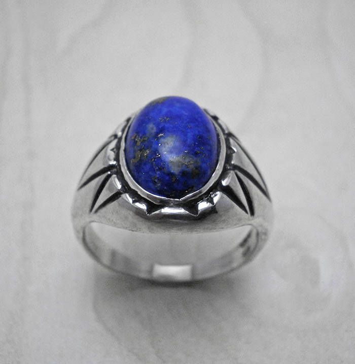 My #etsy shop: Lapis ring,mens silver ring,signet ring,mens signet ring,silver mens ring,lapis lazuli ring,mens lapis ring,signet mens ring,christmas gift http://etsy.me/2DAzcib #jewelry #ring #silver #men #blue #lapislazuli #lovefriendship