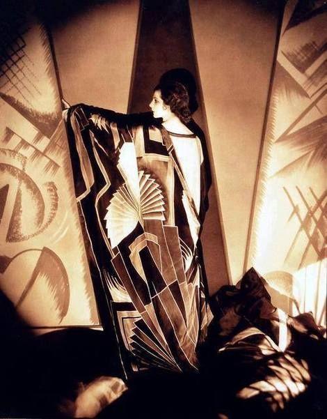 Sonia Delaunay by Edward Steichen
